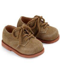 Ralph Lauren - Infant's Morgan Suede Shoes - Tan - Size 3 (baby) - Lyst