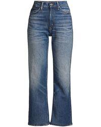Polo Ralph Lauren Laight Straight-leg Jeans - Blue