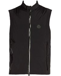 Moncler - Chabod Zip-up Down Vest - Lyst