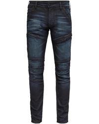 G-Star RAW Rackam 3d Skinny Jeans - Blue