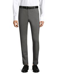 Strellson - Devid Tailored Trousers - Lyst