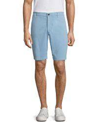 AG Green Label - Monochrome Canyon Shorts - Lyst