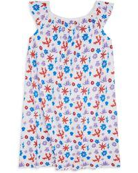 Roberta Roller Rabbit - Little Girl's & Girl's Aeolian Islands Posei Marina Dress - Lyst