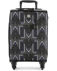 MCM - Gunta Trolley Suitcase - Lyst
