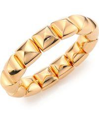 Vhernier - Pan Di Zucchero 18k Rose Gold Bracelet - Lyst