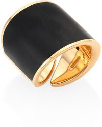 Vhernier - Vague 18k Rose Gold Ring - Lyst