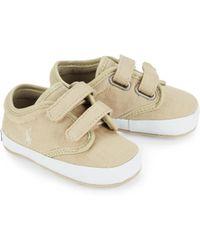 Ralph Lauren | Baby's Layette Waylon Low-top Sneakers | Lyst