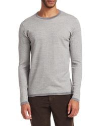 Saks Fifth Avenue - Collection Wool Pullover - Lyst