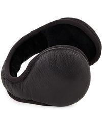 UGG - Shearling Wrap Earmuffs - Lyst