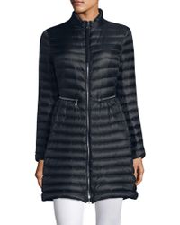 Moncler - Agatelon Long Puffer Jacket - Lyst