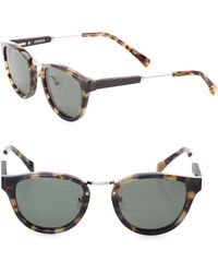 Shwood - 29mm Ainsworth Vintage Tortoise Polarized Sunglasses - Lyst