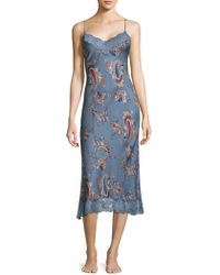 Jonquil | Paisley Gown | Lyst
