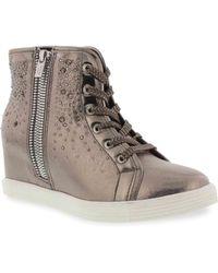 Stuart Weitzman - Girl's Vance Double-zip Sneakers - Lyst