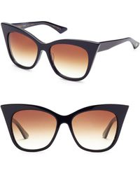 b8d65e42d90b Dita Eyewear - Magnifique 56mm Cat-eye Sunglasses - Lyst