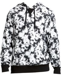 2xist - French Terry Tie Dye Hoodie - Lyst