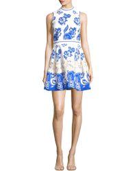 Alexis - Farah A-line Dress - Lyst