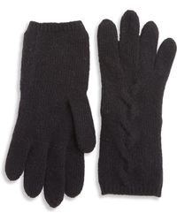 Portolano | Cashmere Gloves | Lyst