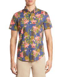 Bonobos - Short Sleeve Shirt - Lyst