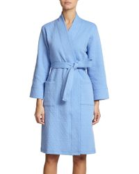 Natori - Quilted Jacquard Robe - Lyst