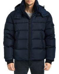 Sam. - Matte Glacier Puffer Jacket - Lyst
