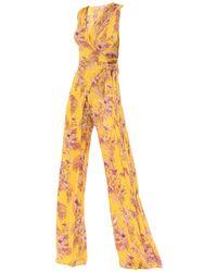 Alexis Kamiko Floral Wide-leg Jumpsuit - Multicolor