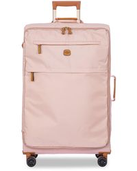 """Bric's X-travel 30"""" Spinner - Pink"""