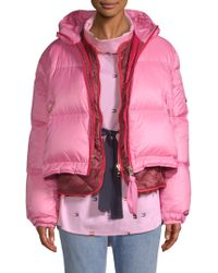 Tommy Hilfiger - Multicolour Double Down Puffer Coat - Lyst
