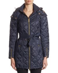 Burberry - Baughton Quilted Jacket - Lyst