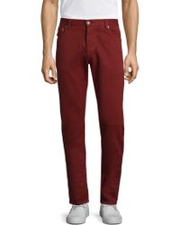 Isaia - Slim-fit Jeans - Lyst