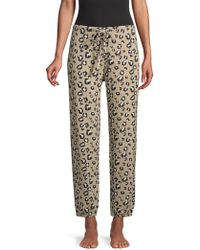 Saks Fifth Avenue - Hattie French Terry Joggers - Lyst