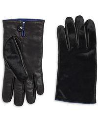 Paul Smith - Textured Gloves - Lyst
