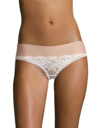 Stella McCartney - Bella Admiring Bikini Bottom - Lyst