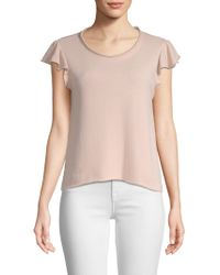 Joie - Delfina Cotton Sweater - Lyst