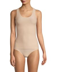 Chantelle - Women's Soft Stretch Smooth Tank Top - Nude - Lyst