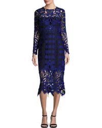 Thurley - Nightfall Lace Dress - Lyst