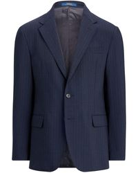 Polo Ralph Lauren - Polo Wool-blend Suit Jacket - Lyst
