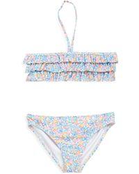 Ralph Lauren - Little Girl's Floral Two-piece Swimsuit - Lyst