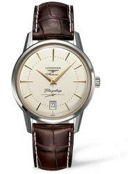 Longines Heritage Watch - Brown