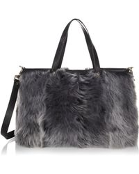 Luana Italy - Carlyle Reversible Tote - Lyst