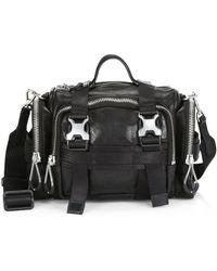 Alexander Wang - Surplus Leather Duffle Bag - Lyst