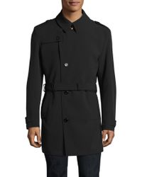 Strellson - Guardian Trench Coat - Lyst
