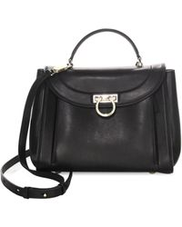 Ferragamo - Small Soft Sofia Rainbow Bag - Lyst