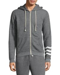 Sol Angeles - Sol Essential Cotton Hoodie - Lyst