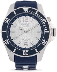 Kyboe - Stainless Steel Penn State Nittany Lions Strap Watch - Lyst