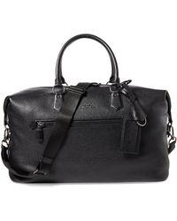 Polo Ralph Lauren - Pebbled Duffel Bag - Lyst