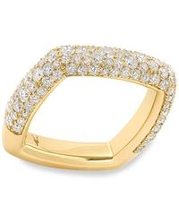 Robinson Pelham Zone 18k Yellow Gold & Diamond Ring - Metallic