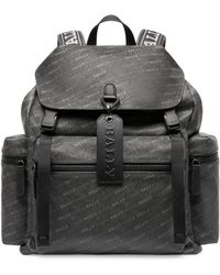 Bally - Crew Logo Backpack - Lyst