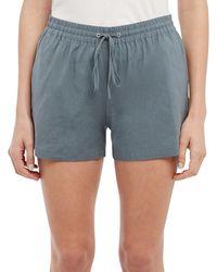 Theory Simple Shorts - Gray