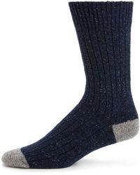 Barbour - Houghton Socks - Lyst
