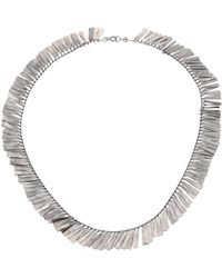 Sia Taylor - Raven Sterling Silver Necklace - Lyst